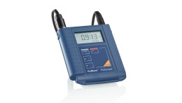 <p>Portable Meter Portamess<sup>®</sup> – Measured Variable Conductivity</p>