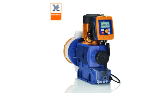 Motor-driven metering pump Sigma X control type – Sigma/ 3 - S3Cb