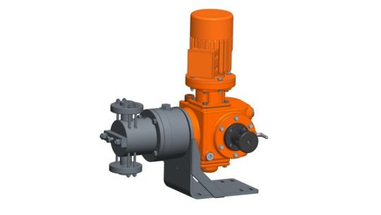 Plunger Metering Pump Orlita<sup>®</sup> Evolution 2
