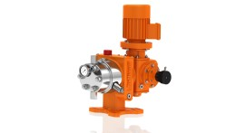 <p>Hydraulic Diaphragm Metering Pump Orlita<sup>®</sup> Evolution</p>